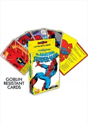 Marvel Spiderman Card Game | Merchandise