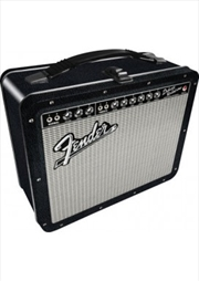 Fender Amp Fun Box | Lunchbox