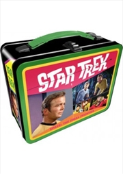 Star Trek Retro Tin Carry All Fun Box | Lunchbox
