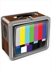 Television Fun Box | Lunchbox