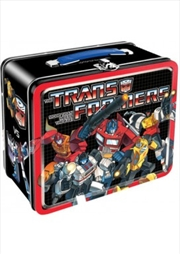 Transformers – Autobots v Decepticons Tin Carry All Fun Box