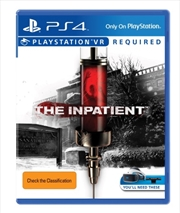 The Inpatient Psvr | PlayStation 4