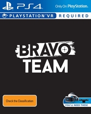 Bravo Team Psvr | PlayStation 4