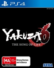 Yakuza 6  | PlayStation 4