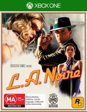 La Noire | XBox One