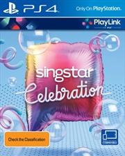 Singstar Celebration Playlink