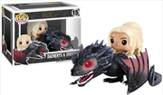 Drogon And Danaerys | Pop Vinyl