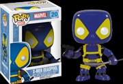 Deadpool Blue And Yellow