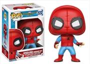 Spiderman Homemade Suit | Pop Vinyl