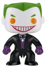 Joker Black Suit