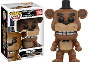 Five Nights at Freddy's - Freddy Pop! Vinyl | Pop Vinyl