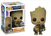 Groot With Bomb | Pop Vinyl