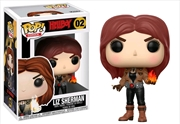 Liz Sherman | Pop Vinyl