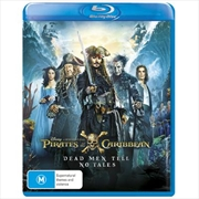 Pirates Of The Caribbean - Dead Men Tell No Tales | Blu-ray
