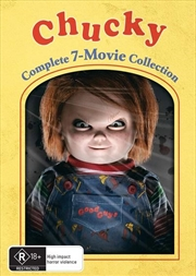 Chucky - Child's Play | 7 Pack - Franchise Pack