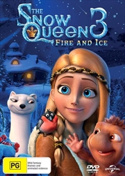 Snow Queen 3 - Fire And Ice | DVD