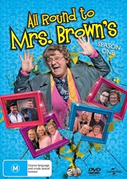 All Round To Mrs. Brown's - Season 1