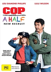 Cop And A Half - New Recruit | DVD