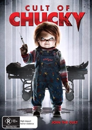 Cult Of Chucky | DVD