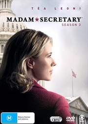 Madam Secretary - Season 3 | DVD