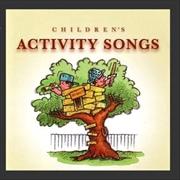 Children's Activity Songs   CD