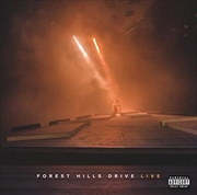Forest Hills Drive- Live From Fayetteville, Nc | CD