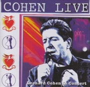 Live In Concert | CD