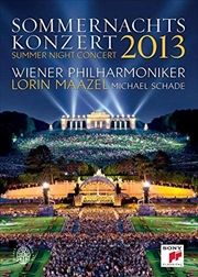 Sommernachtskonzert 2013 / Summer Night Concert 2013 | DVD