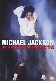 Live In Bucharest - The Dangerous Tour | DVD