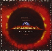 Armageddon- The Album | CD
