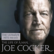 Life Of A Man - The Ultimate Hits 1968 - 2013   CD