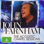 Acoustic Chapel Sessions | CD/DVD