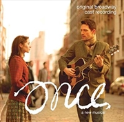Once- A New Musical | CD