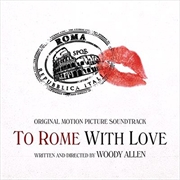 To Rome With Love | CD