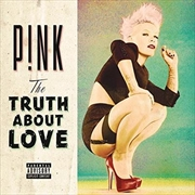 Truth About Love | CD