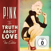 Truth About Love (Fan Edition) | CD/DVD