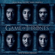 Game Of Thrones (ost Season 6) | CD