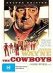 Cowboys, The (Delx Ed) (1972)