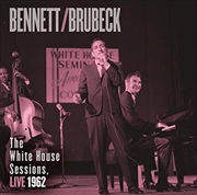 Bennett and Brubeck- The White House Sessions Live 1962 | CD