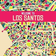 Alchemist & Oh No Present Welcome To Los Santos | CD