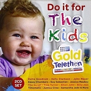 Do It For The Kids | CD