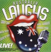 Australia Laughs   CD