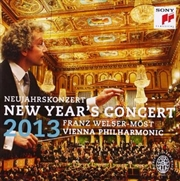 New Year's Concert 2013 / Neujahrskonzert 2013 | CD