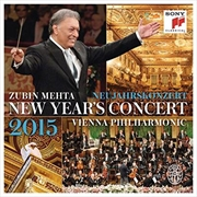 Neujahrskonzert / New Year's Concert 2015 | CD