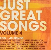 Just Great Songs 4 | CD