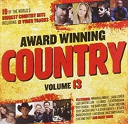Award Winning Country Vol 13
