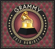 2015 Grammy Nominees | CD