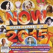 Now 2015 Vol 2 | CD