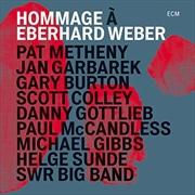Hommage A Eberhard Weber   CD