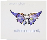 Rather Be A Butterfly | CD Singles